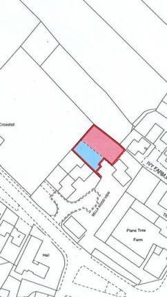 Thumbnail Land for sale in Plane Tree Farm, Barnburgh, South Yorkshire