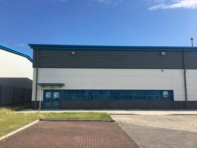 Thumbnail Light industrial to let in Unit 3, Amy Johnson Court, Amy Johnson Way, Blackpool Business Park, Blackpool