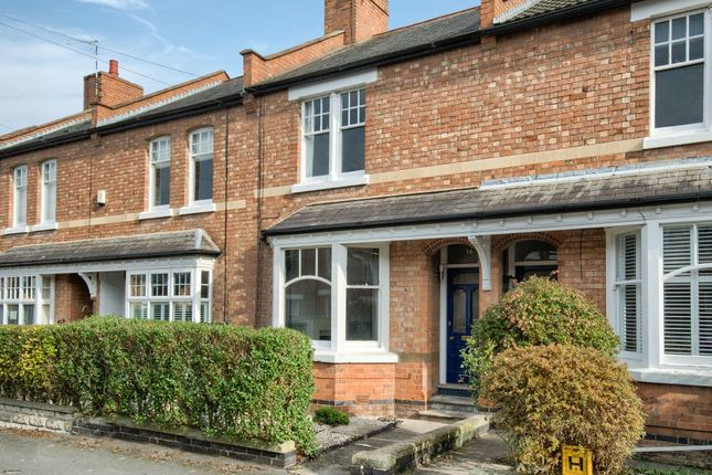 3 bed terraced house to rent in Brownlow Street, Warwick CV32