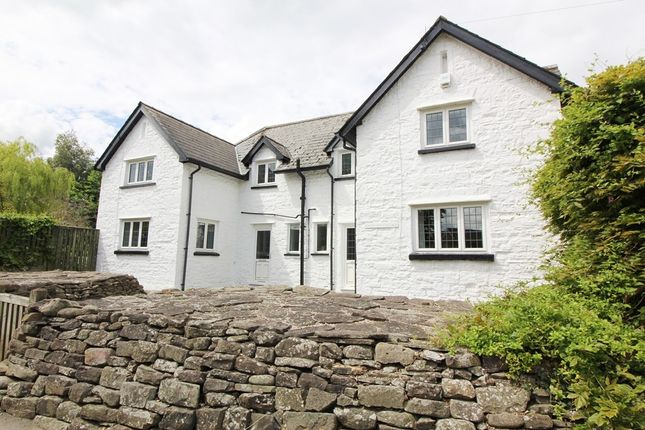 Thumbnail Cottage for sale in Hereford Road, Abergavenny, Monmouthshire
