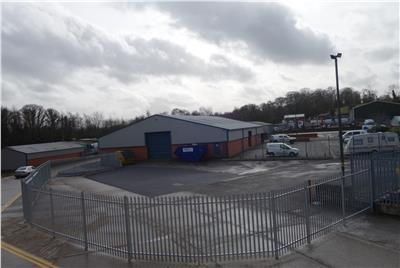 Thumbnail Industrial to let in Unit 4, Gardden Industrial Estate, Ruabon, Wrexham, Wrexham