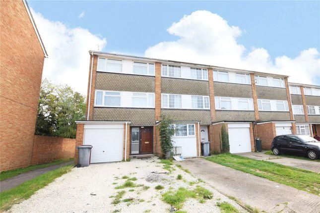 Thumbnail Town house to rent in Elvaston Way, Tilehurst, Reading, Berkshire