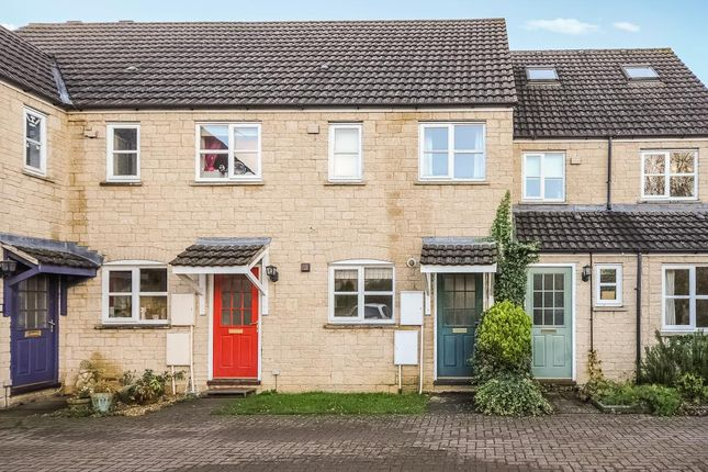 Thumbnail Terraced house to rent in Lechlade, Gloucestershire