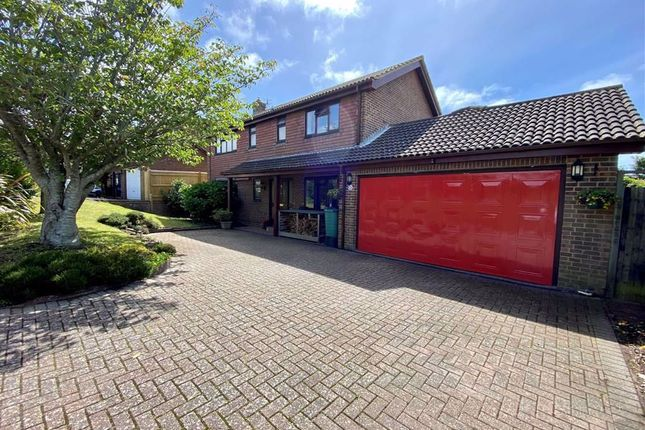 Thumbnail Detached house for sale in St Wilfrid's Place, Seaford, East Sussex