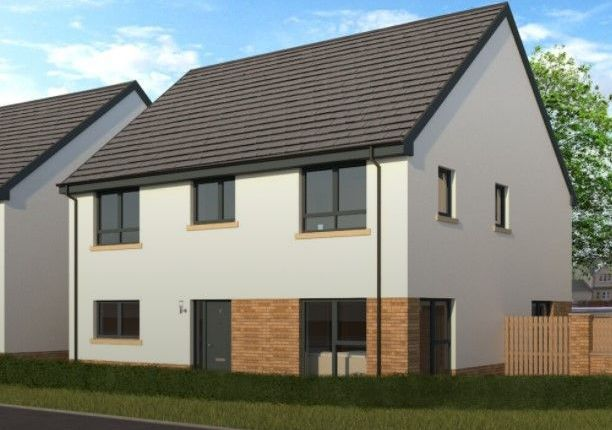 Thumbnail Detached house for sale in Plot 1, The Beech, The Courtyard, Off Linlithgow Road, Winchburgh