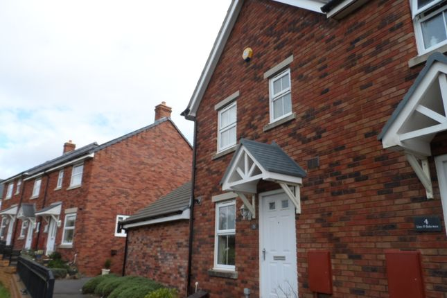 Thumbnail Semi-detached house to rent in Llys Y Dderwen, Coity