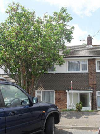 Thumbnail End terrace house to rent in The Fairways, St Leonards On Sea
