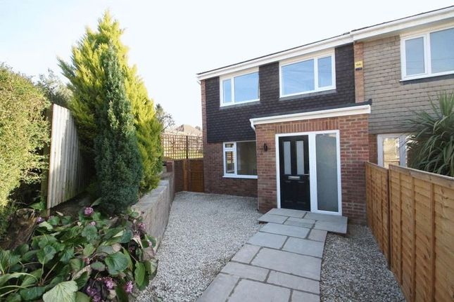 Thumbnail End terrace house for sale in North Drive, High Wycombe