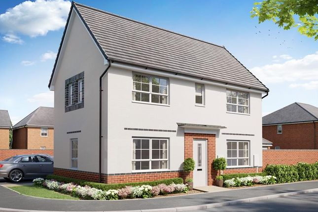 """Thumbnail Detached house for sale in """"Ennerdale"""" at Birdhaven Close, Banbury Road, Lighthorne, Warwick"""