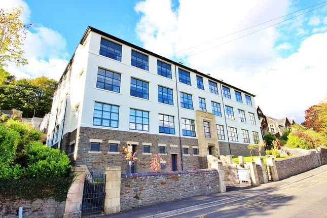 Thumbnail Flat to rent in Pontypridd House, Tyfica Road, Graigwen, Pontypridd