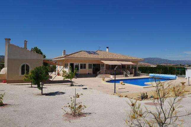 Thumbnail Villa for sale in Pinoso, Alicante, Valencia, Spain