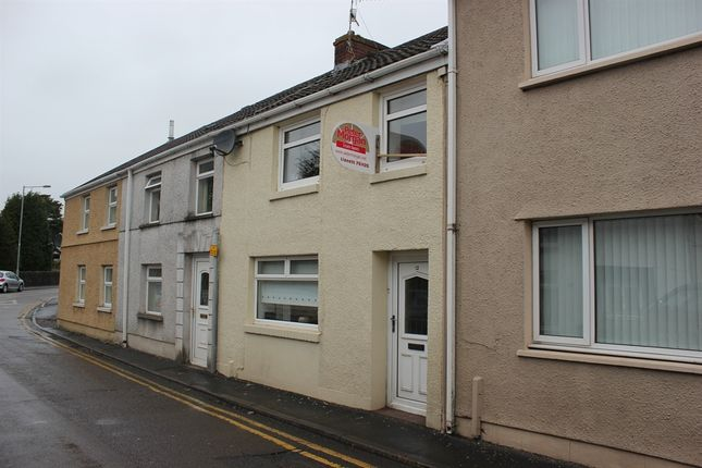 Thumbnail Terraced house to rent in Bryngwyn Road, Dafen, Llanelli, Carmarthenshire