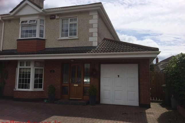 Thumbnail Semi-detached house for sale in 13 Silver Birches, Millfarm, Dunboyne,