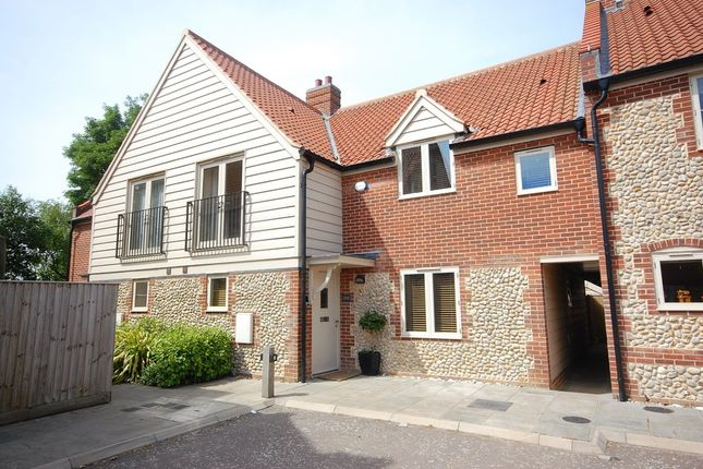 Thumbnail Terraced house for sale in North Street, Langham, Holt
