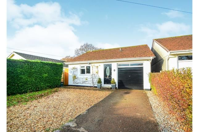 Thumbnail Bungalow for sale in Kingsteignton, Newton Abbot, Devon