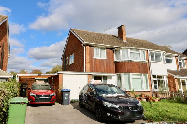 Thumbnail Semi-detached house for sale in Hunts Road, Stratford Upon Avon