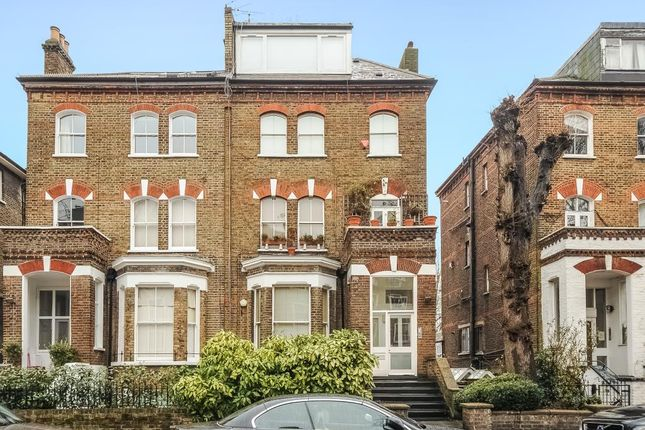 Thumbnail End terrace house for sale in Parkhill Road, Belsize Park