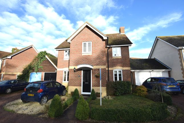 4 bed detached house for sale in Guernsey Way, Braintree