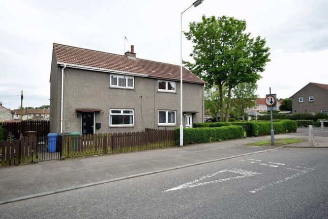 Thumbnail Semi-detached house for sale in Brodick Road, Kirkcaldy