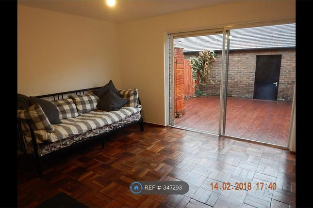 Thumbnail Terraced house to rent in Curtis Way, London