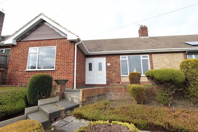 Thumbnail Semi-detached bungalow for sale in Tunstall Road, Tunstall, Sunderland