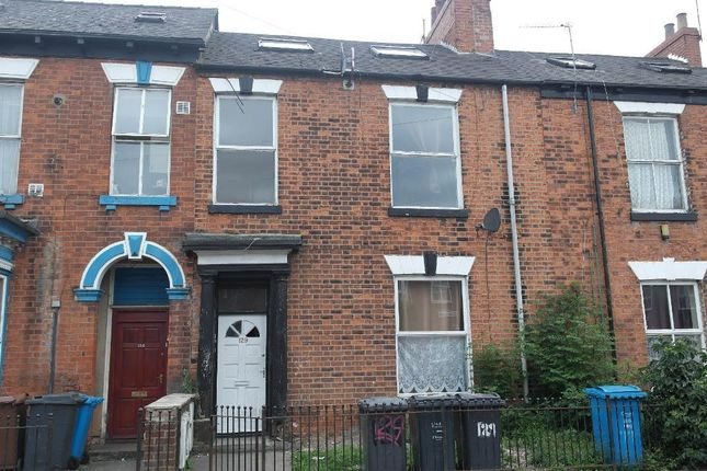 Thumbnail Block of flats for sale in Coltman Street, Hull