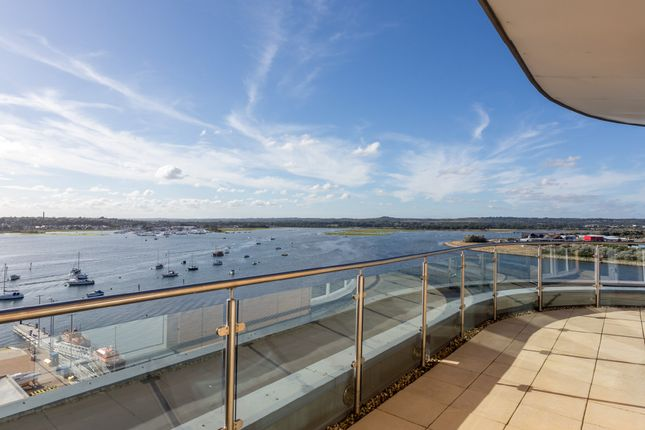 Thumbnail Flat to rent in Lifeboat Quay, Poole