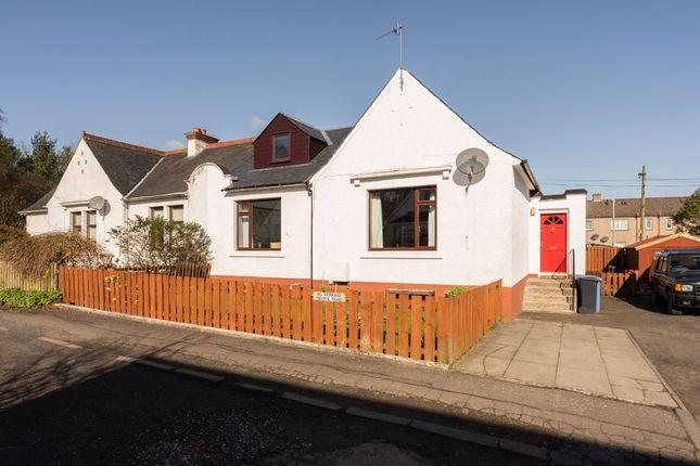Thumbnail Semi-detached house for sale in 16 Letham Park, Pumpherston