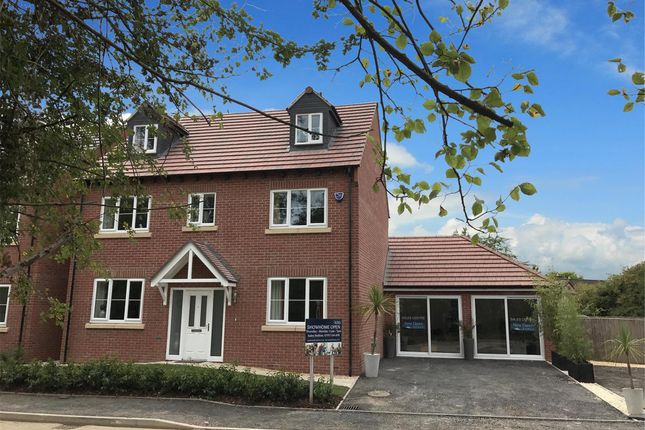 Thumbnail Detached house for sale in Plot 2, Hillcrest House, New Dawn View, Gloucester