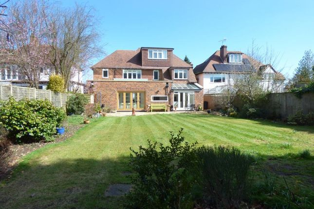 Thumbnail Detached house for sale in Ravenhurst Road, Harborne, Birmingham