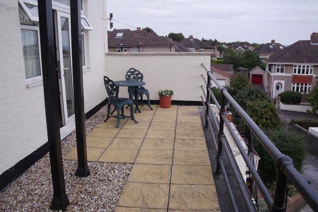 Balcony of Bristol Road Lower, Weston-Super-Mare BS23