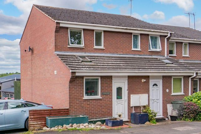 Thumbnail End terrace house for sale in St. Michaels Terrace, Shrewsbury