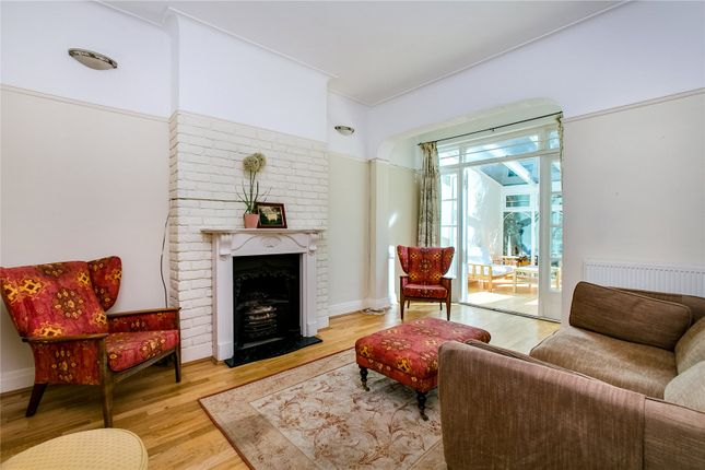 Thumbnail End terrace house for sale in Telford Avenue, London