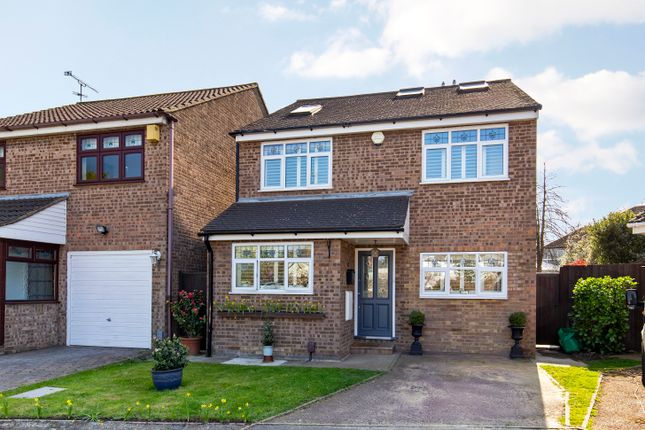 Thumbnail Detached house for sale in Laura Close, Lorne Gardens, London