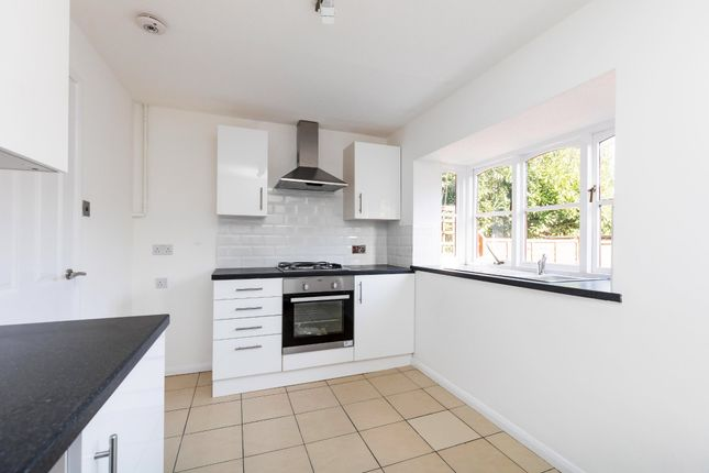Thumbnail Terraced house to rent in Lombardy Rise, Waterlooville