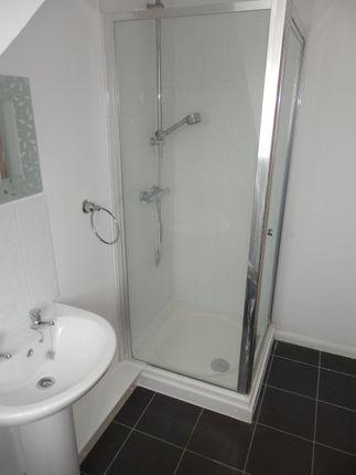 Shower Room of 4 Kingsway, Dovercourt CO12