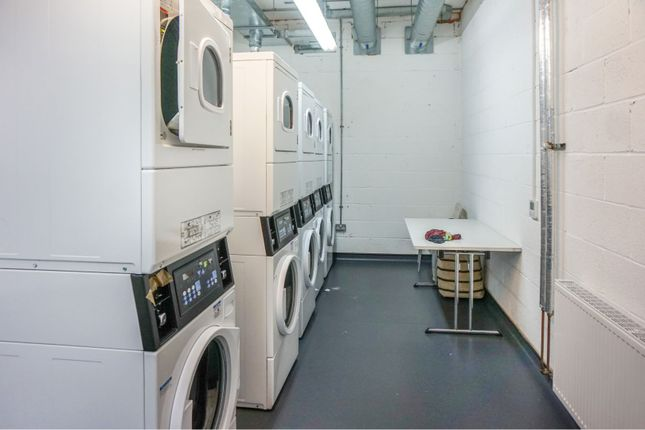 Laundry Room of 15-17 Chatham Place, Liverpool L7