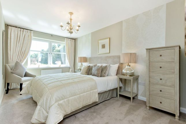 4 bedroom detached house for sale in Ostlers Way, Kirkcaldy, Fife