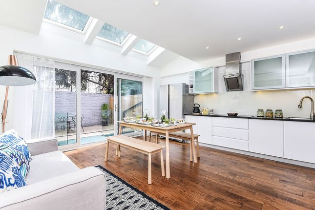 Thumbnail Town house for sale in Surrey Crescent, London