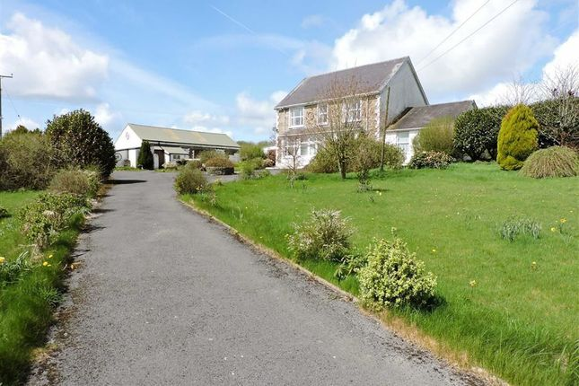 Thumbnail Farm for sale in Henfwlch Road, Carmarthen
