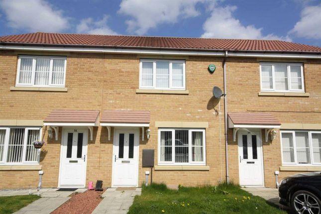 Thumbnail Terraced house to rent in Fellway, Pelton Fell, Chester Le Street