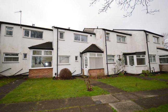 Thumbnail Terraced house to rent in Kingsway, Bebington, Wirral