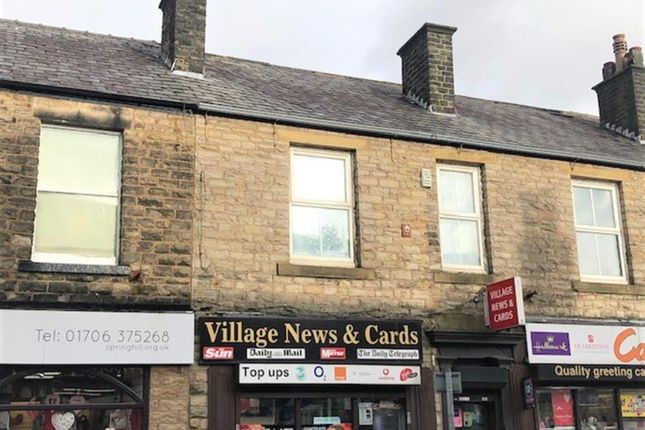 Thumbnail Flat to rent in 20A Hare Hill Road, Littleborough