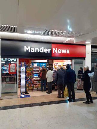 Thumbnail Retail premises for sale in Central Arcade, Wolverhampton
