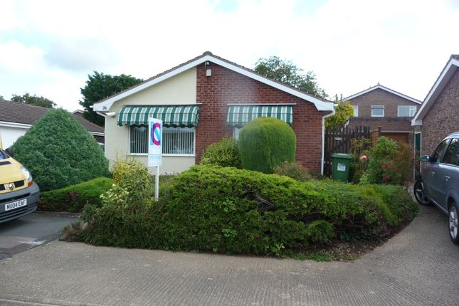 Thumbnail Detached bungalow to rent in Orchard Place, Ledbury