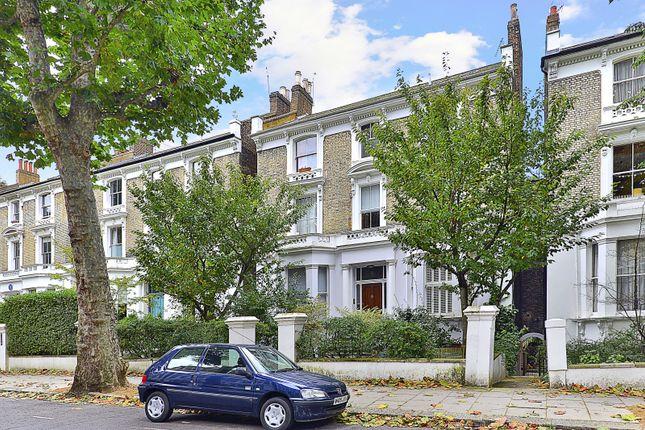 Exterior of Bassett Road, London W10