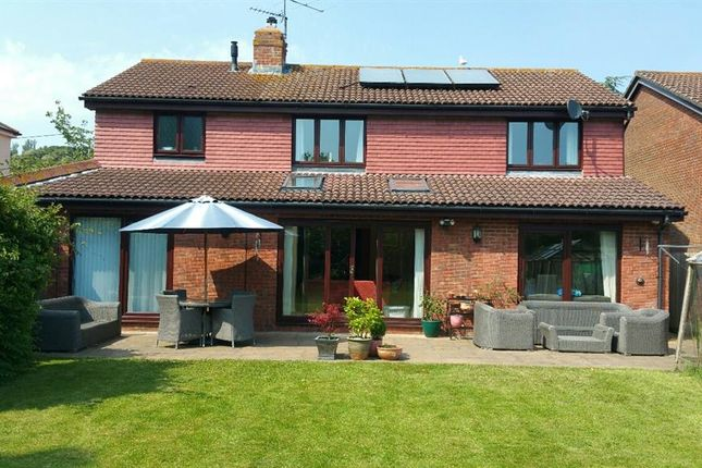 Thumbnail Detached house for sale in St. Marys Road, West Hythe, Kent