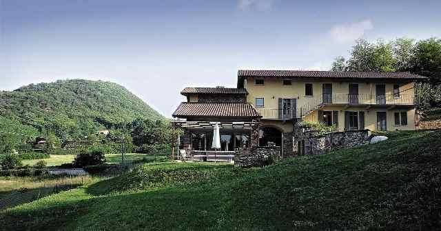 Thumbnail Property for sale in Restored 18th Century Farmhouse, Lombardy, Lombardy, Italy