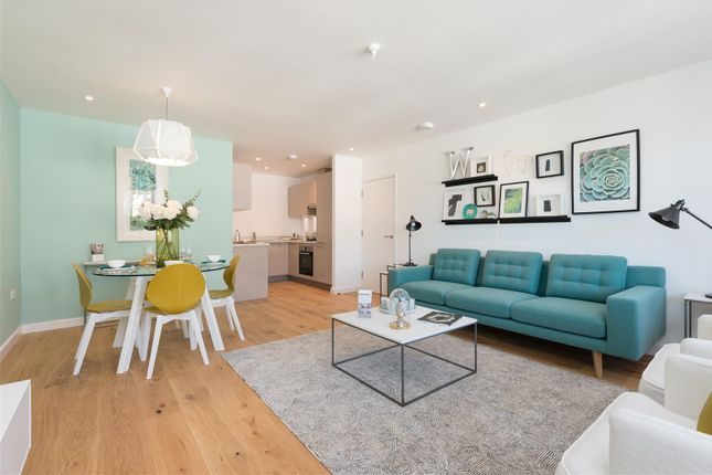 Thumbnail Flat for sale in Wheatley Road, Whitstable