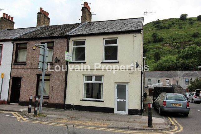 Thumbnail 3 bed terraced house for sale in Marine Street, Cwm, Ebbw Vale, Gwent. 7Sz.